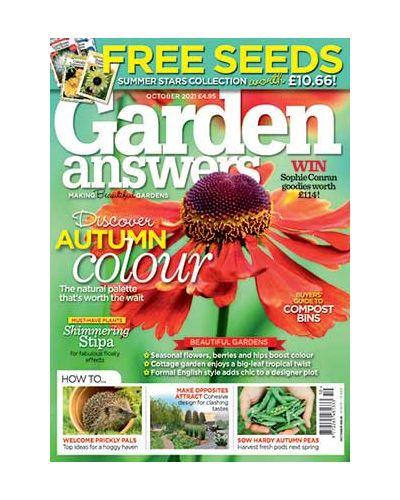 Garden Answers October 2021