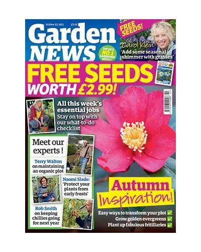 Garden News Digital issue 19/10/2021