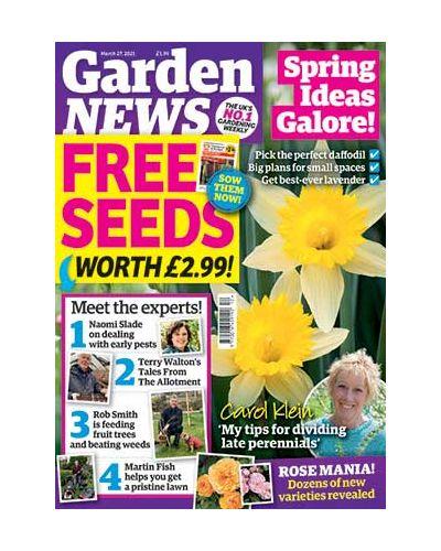 Garden News Digital issue 23/03/2021