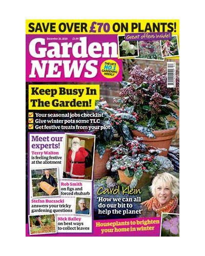 Garden News Digital Issue 22/12/2020
