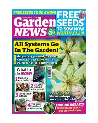 Garden News Digital issue 09/02/2021