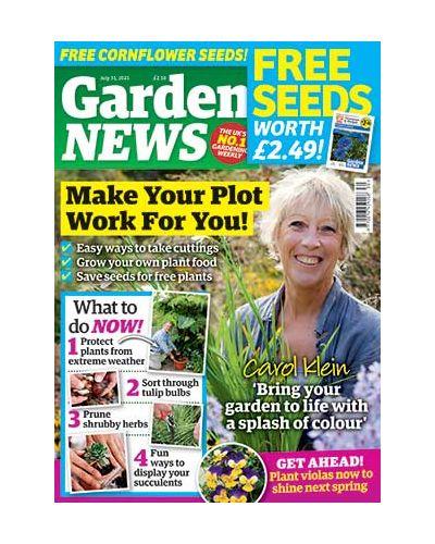 Garden News Digital issue 27/07/2021