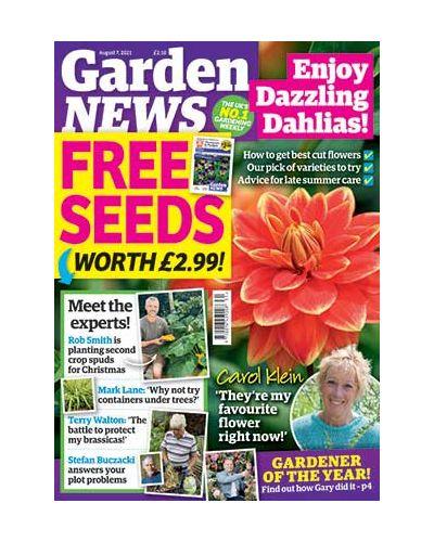Garden News Digital issue 03/08/2021
