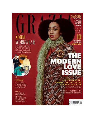 Grazia Issue 09/02/2021