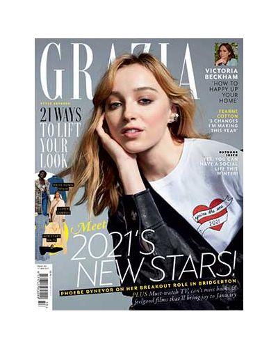 Grazia Issue 29/12/2020