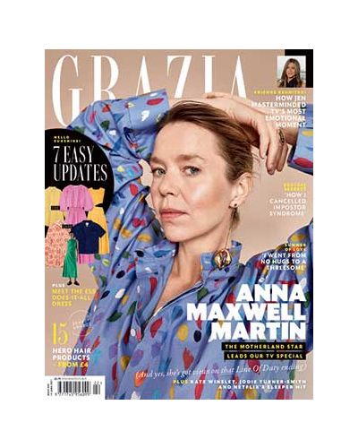 Grazia Issue 01/06/2021
