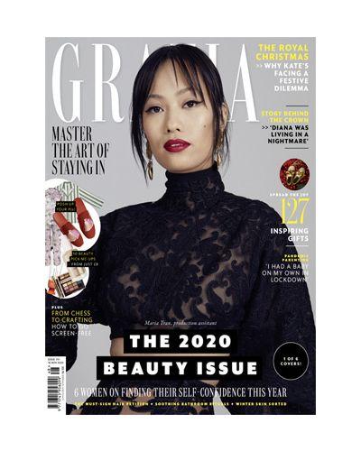 Grazia Issue 17/11/2020