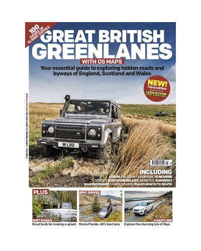 LRO Guide to Greenlaning Volume 3