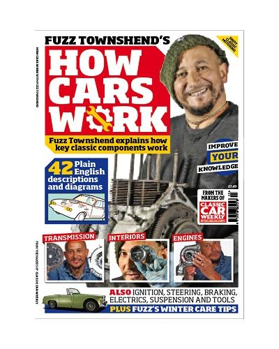 How cars work, with Fuzz Townshend