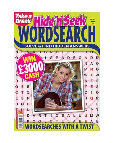 Hide 'n' Seek Wordsearch Subscription
