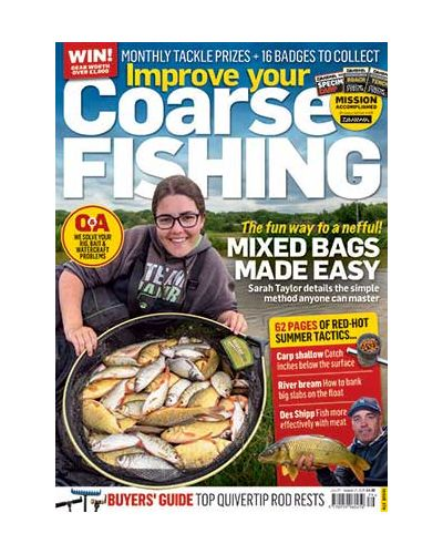 Improve Your Coarse Fishing Issue 379