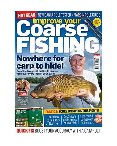 Improve Your Coarse Fishing Issue 380