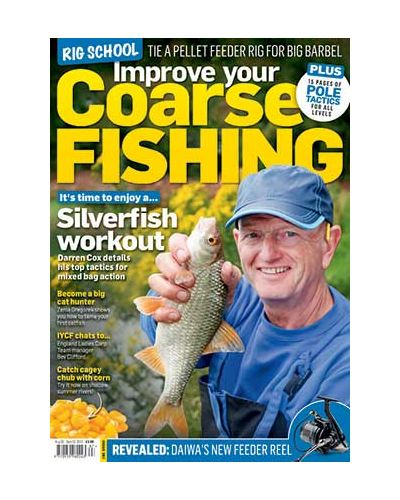 Improve Your Coarse Fishing Issue 367
