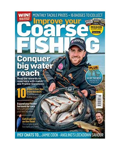 Improve Your Coarse Fishing Issue 373