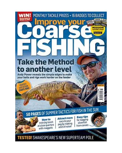 Improve Your Coarse Fishing Issue 377