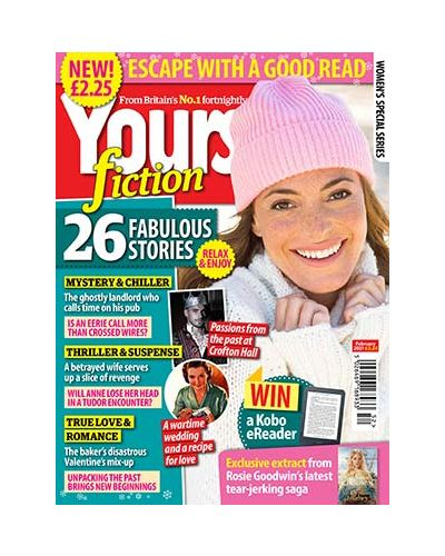 Yours Fiction Edition 8 - Jan/Feb 2021