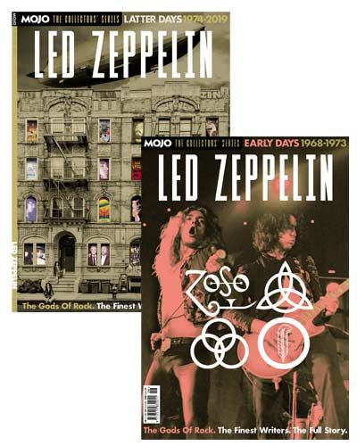 Mojo: The Collectors Series: Led Zeppelin Series Bundle