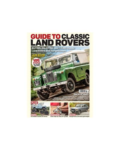 LRO: Guide to Classic Land Rovers - Volume 2