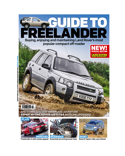 LRO: Guide to the Freelander