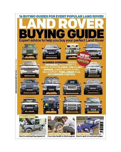LRO Guide to Buying a Land Rover