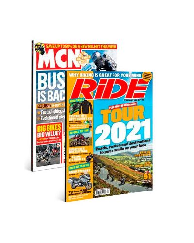 Ride & MCN Print Subscription Pack