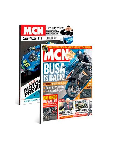 MCN & MCN Sport Print Subscription Pack