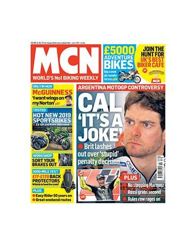 MCN Digital Issue 03/04/2019