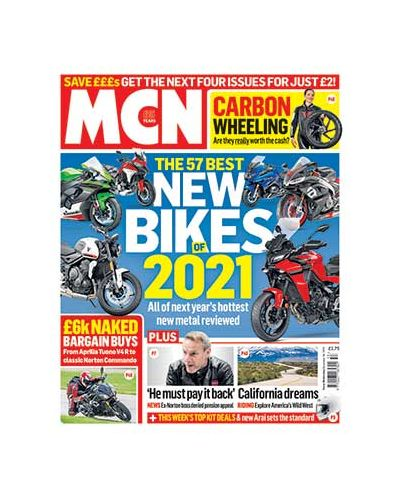 MCN Digital  Issue 30/12/2020