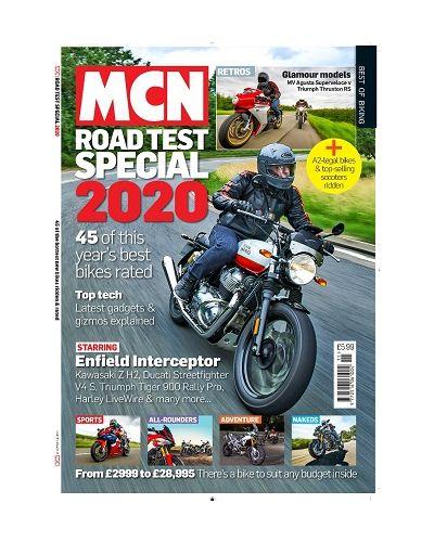 MCN Road Test 2020 Bookazine