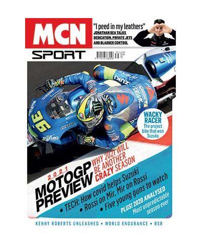 MCN Sport Magazine Subscription