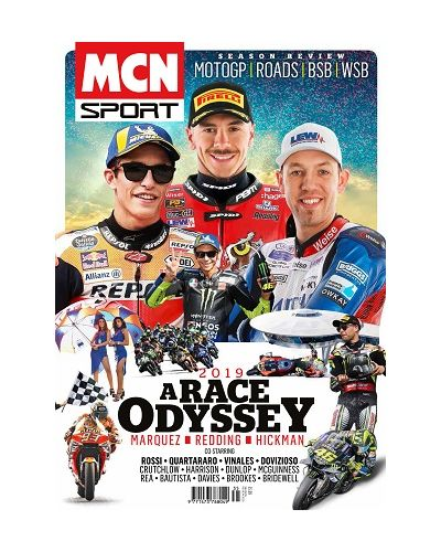 MCN Sport Season Review 2019