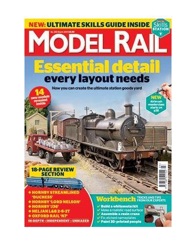 Model Rail March 2019
