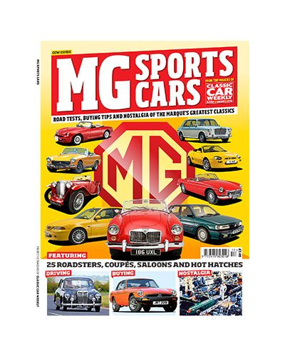 Classic Car Weekly -  MG Sports Cars