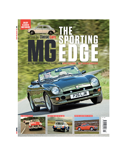 Classic Cars MG The Sporting Edge