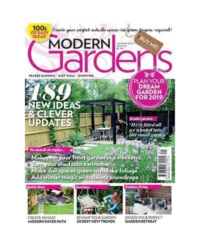 Modern Gardens January 2019