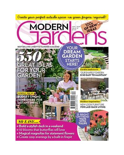 Modern Gardens Digital issue April 2019