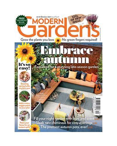 Modern Gardens October 2021