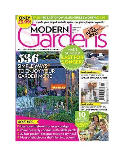 Modern Gardens September 2020