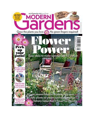 Modern Gardens September 2021