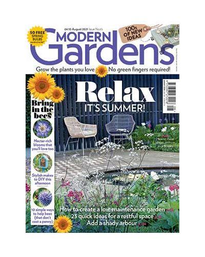Modern Gardens August 2021