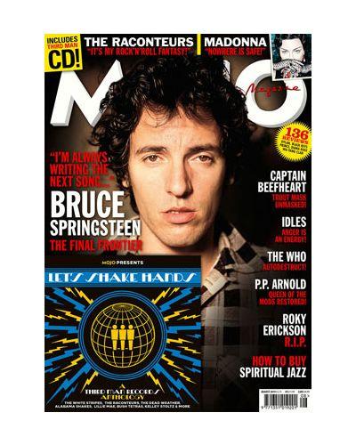 Mojo - 309 August 2019: Bruce Springsteen