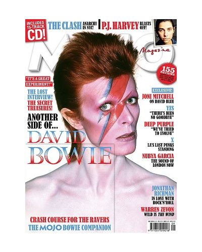 MOJO 322 – September 2020: David Bowie