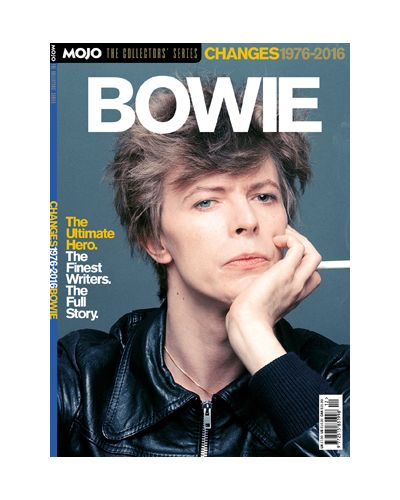 Mojo: The Collectors Series: BOWIE CHANGES 1976-2016