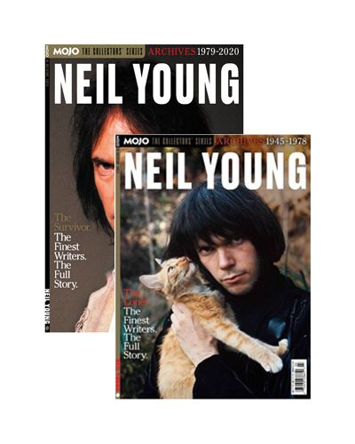 Mojo: The Collectors Series: Neil Young Bundle