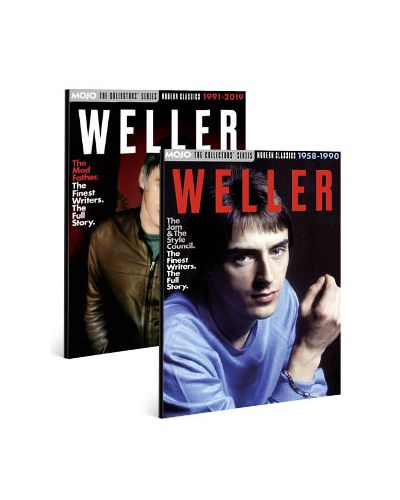 Mojo: The Collectors Series: Paul Weller Series Bundle