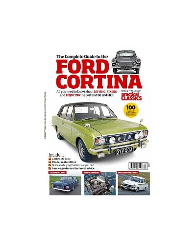 Guide to the Ford Cortina