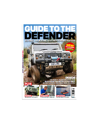 LRO: Guide to the Defender - Volume 3