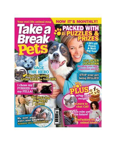 Take a Break Pets - Issue 3: April 2021
