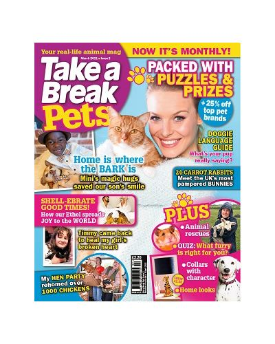 TaB Pets - Issue 2: March 2021