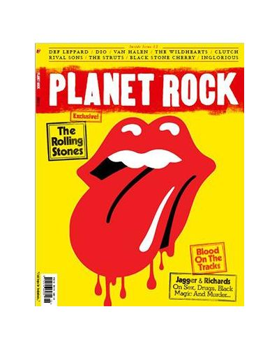 Planet Rock issue 12